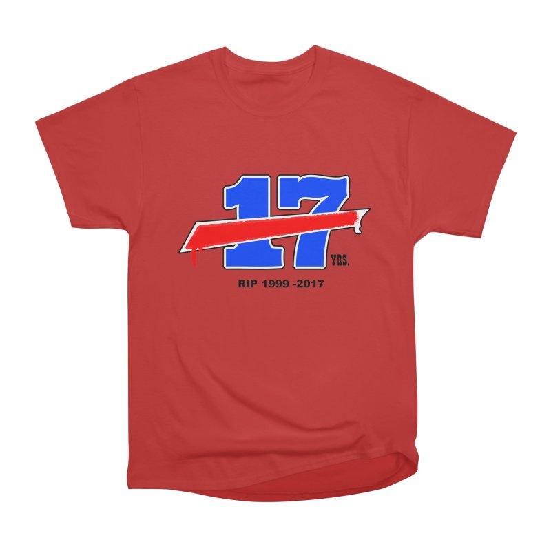Buffalo 17 Men's Classic T-Shirt by Frewil 's Artist Shop