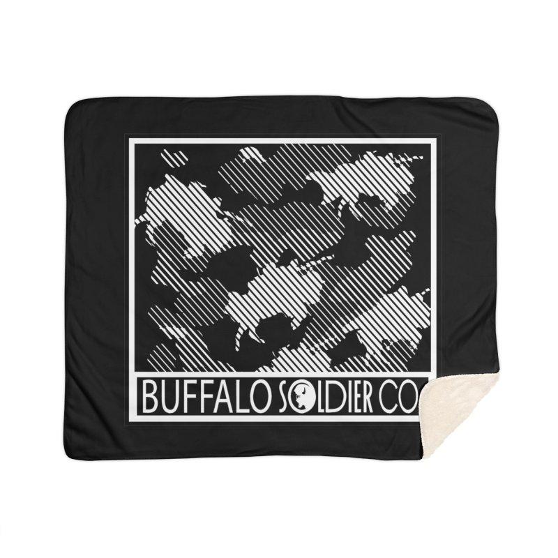 Buffalo Camo Home Blanket by Frewil 's Artist Shop