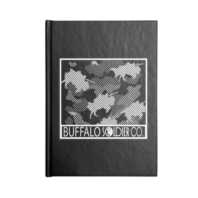 Buffalo Camo Accessories Notebook by Frewil 's Artist Shop