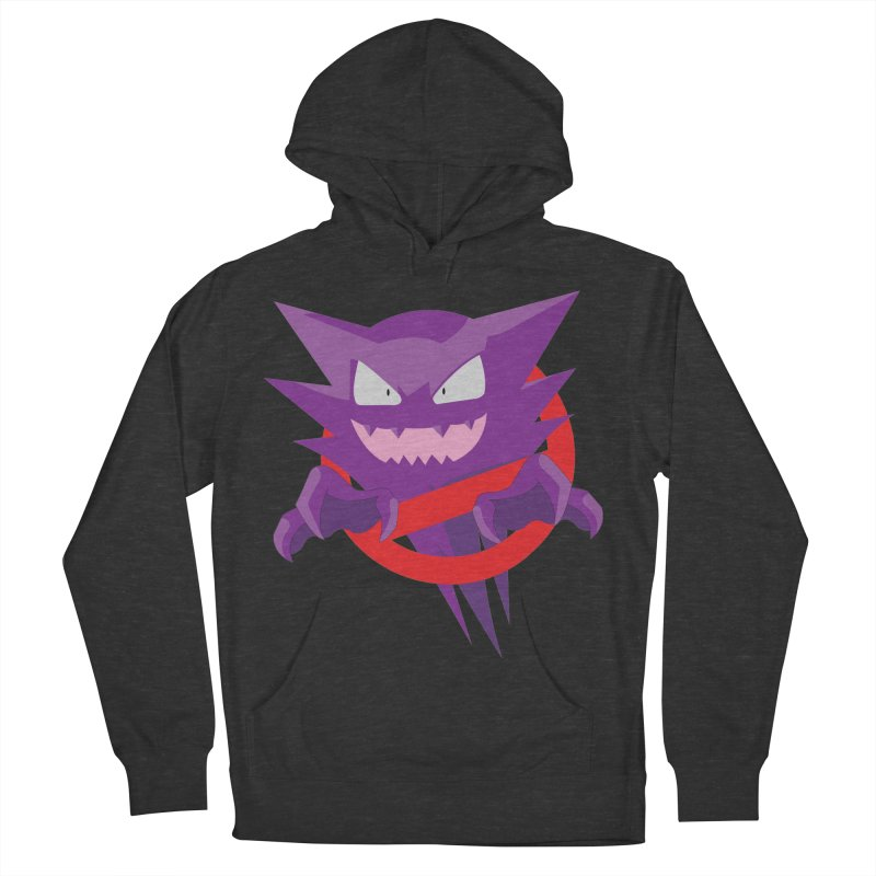 I Ain't Afraid Of No Ghost! Men's Pullover Hoody by Friday Hut Studios