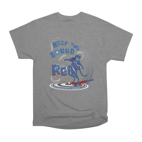 image for Keep the sound real