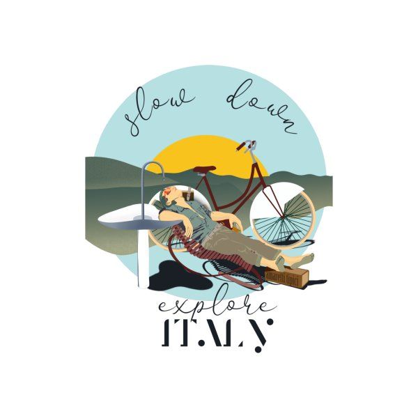 image for Slow down, explore Italy