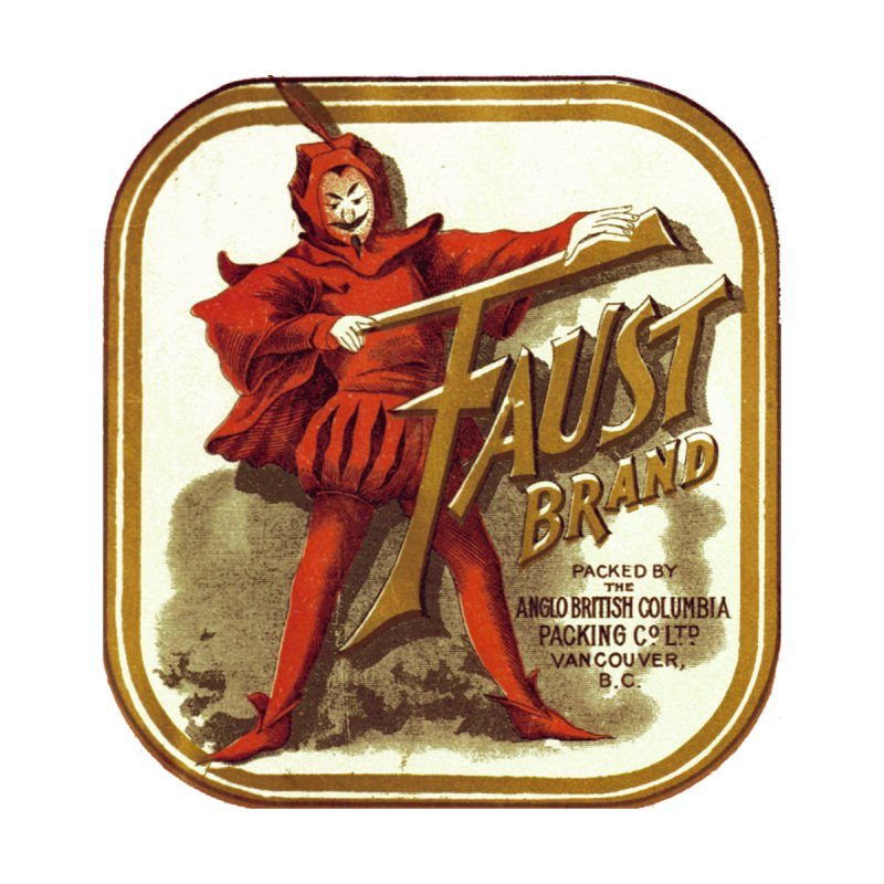 Faust by Friends of the Vancouver City Archives Shop