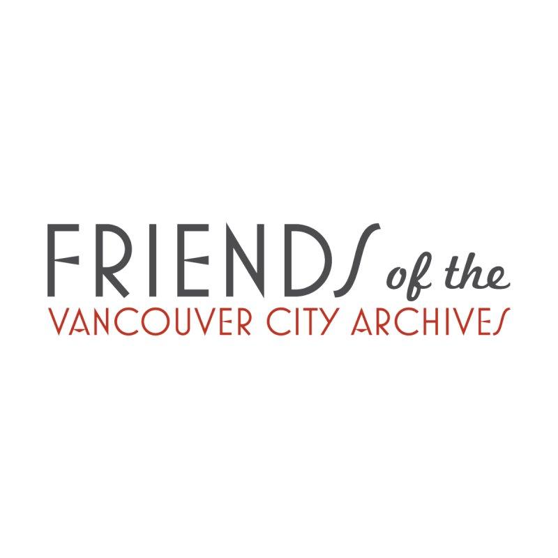 Friends logo 2017 by Friends of the Vancouver City Archives Shop