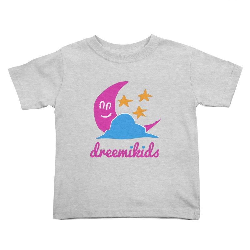 dreemikids Kids Toddler T-Shirt by frikkinmunki's Artist Shop