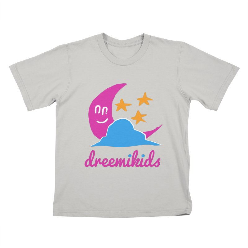 dreemikids Kids T-shirt by frikkinmunki's Artist Shop