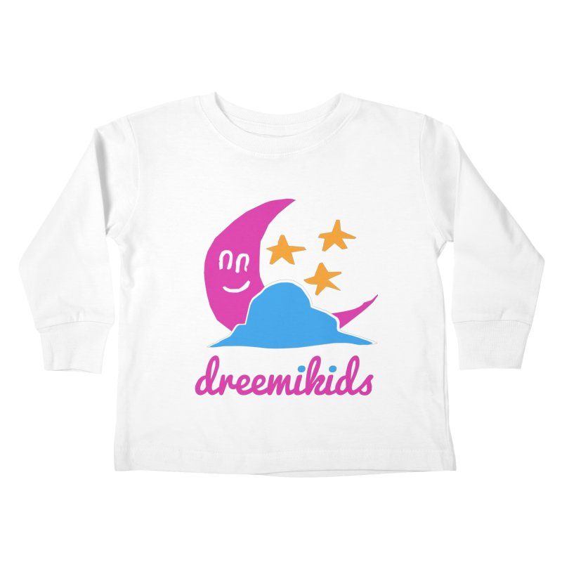 dreemikids Kids Toddler Longsleeve T-Shirt by frikkinmunki's Artist Shop
