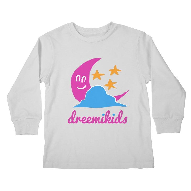 dreemikids Kids Longsleeve T-Shirt by frikkinmunki's Artist Shop