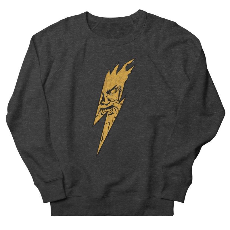 wrath thunder! Men's Sweatshirt by frikkinmunki's Artist Shop