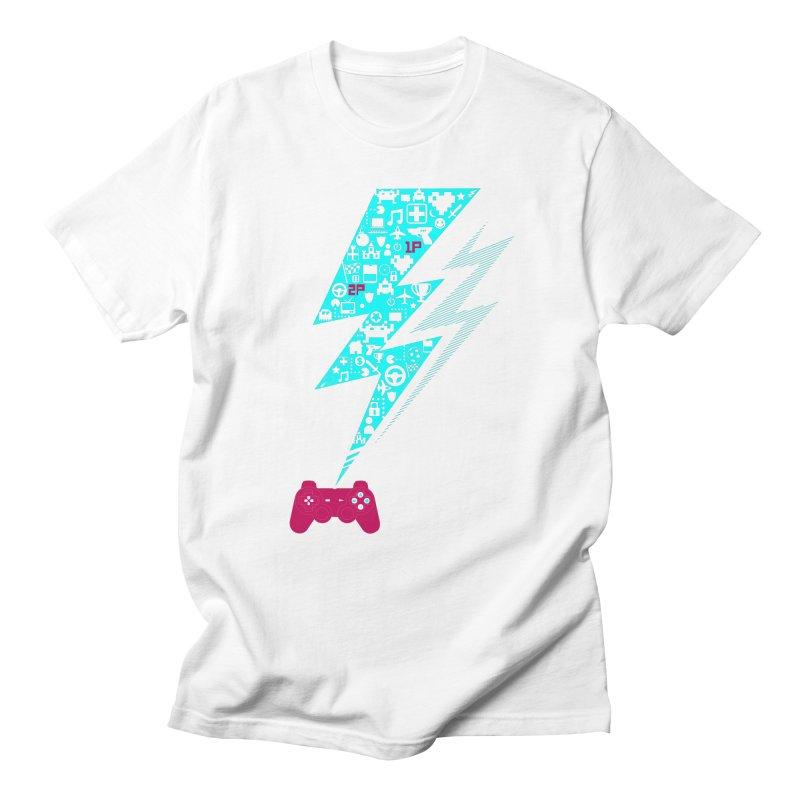 game on Men's T-Shirt by frikkinmunki's Artist Shop
