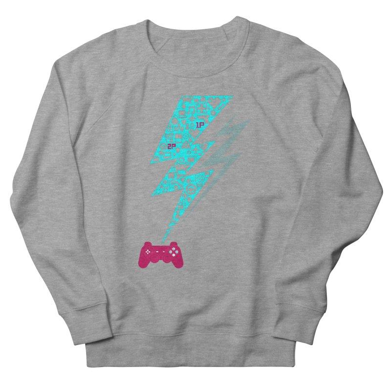 game on Men's Sweatshirt by frikkinmunki's Artist Shop