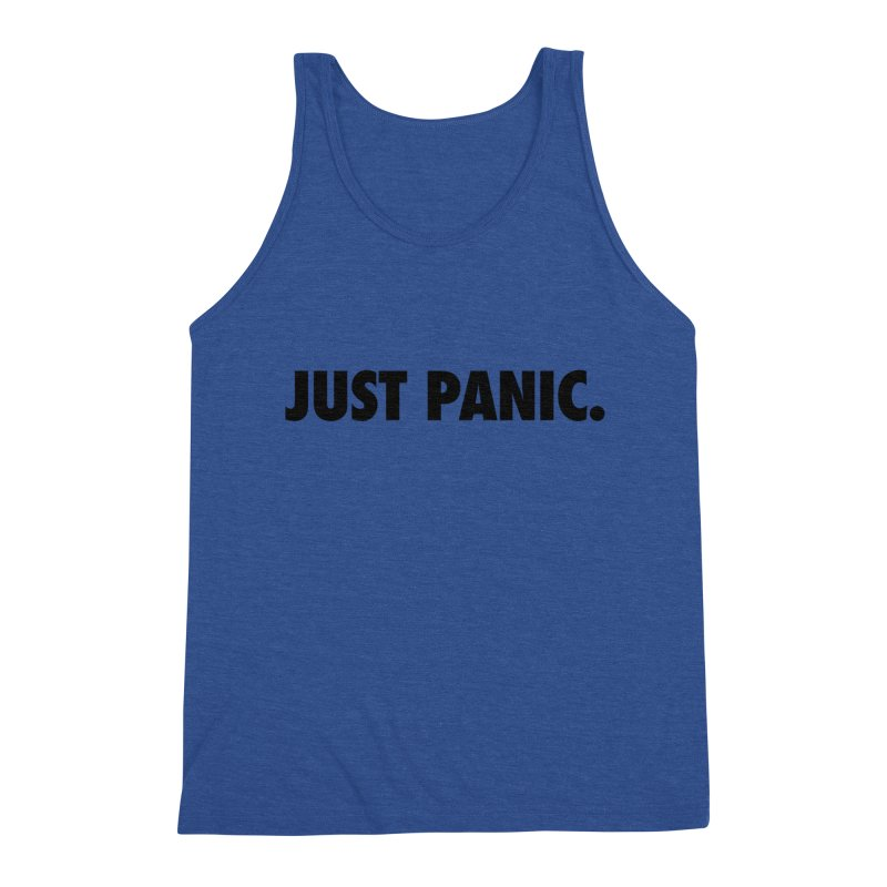 Just panic. Men's Tank by Frilli7 - Artist Shop