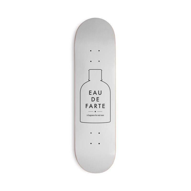 Eau de farte Accessories Skateboard by Frilli7 - Artist Shop