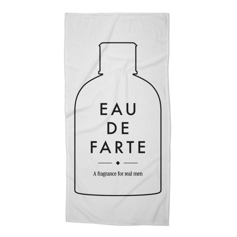 Eau de farte Accessories Beach Towel by Frilli7 - Artist Shop