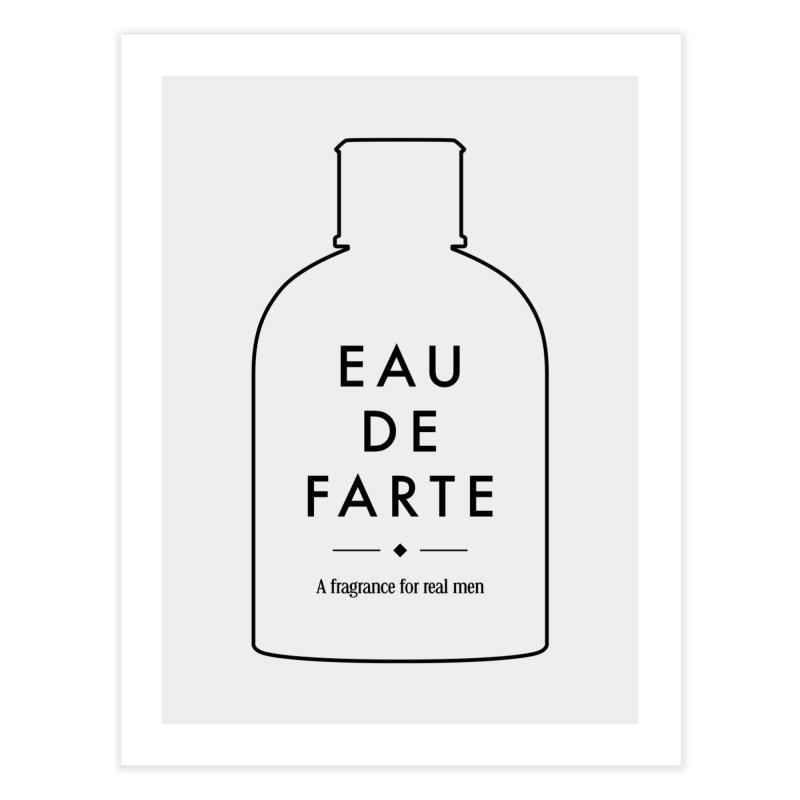 Eau de farte Home Fine Art Print by Frilli7 - Artist Shop