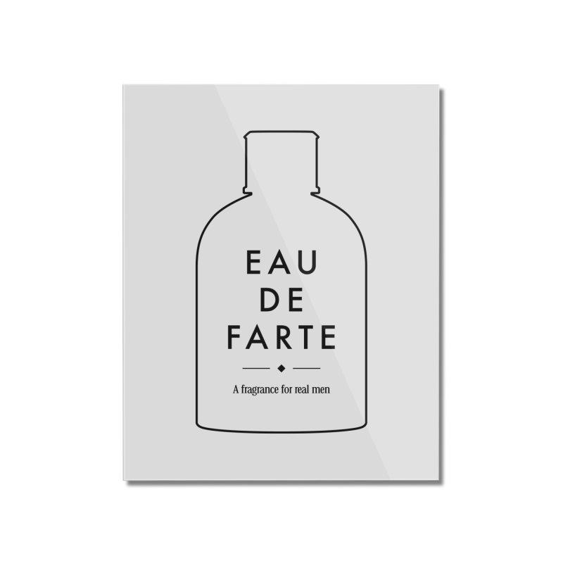 Eau de farte Home Mounted Acrylic Print by Frilli7 - Artist Shop