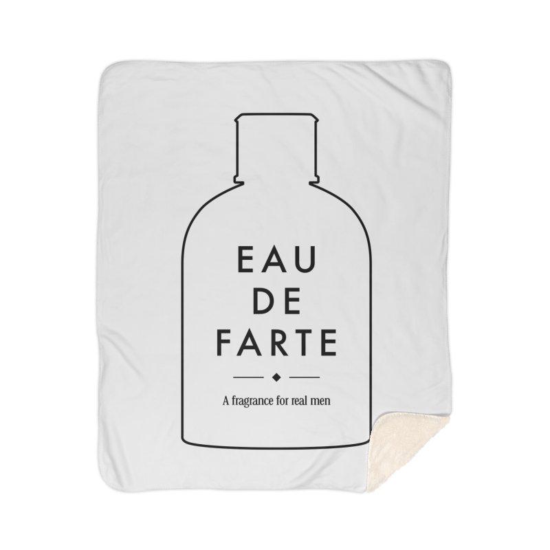 Eau de farte Home Blanket by Frilli7 - Artist Shop