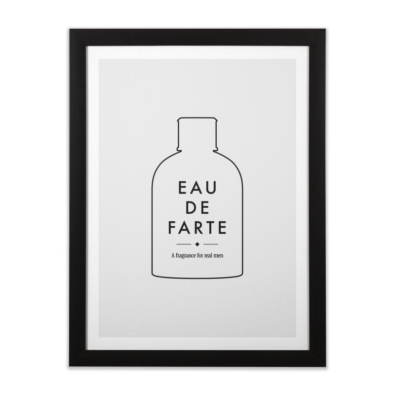 Eau de farte Home Framed Fine Art Print by Frilli7 - Artist Shop