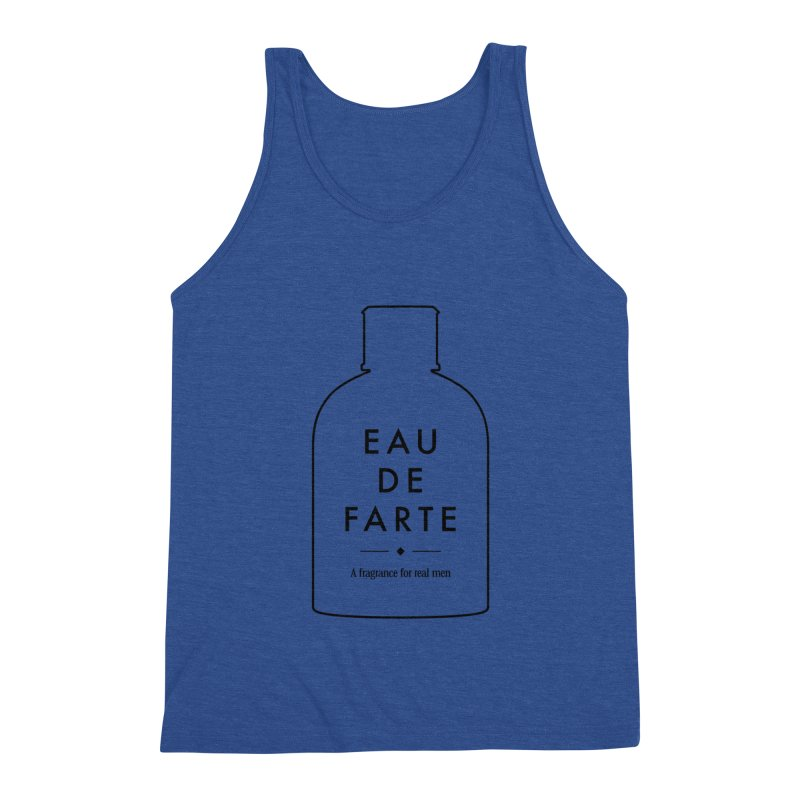 Eau de farte Men's Tank by Frilli7 - Artist Shop