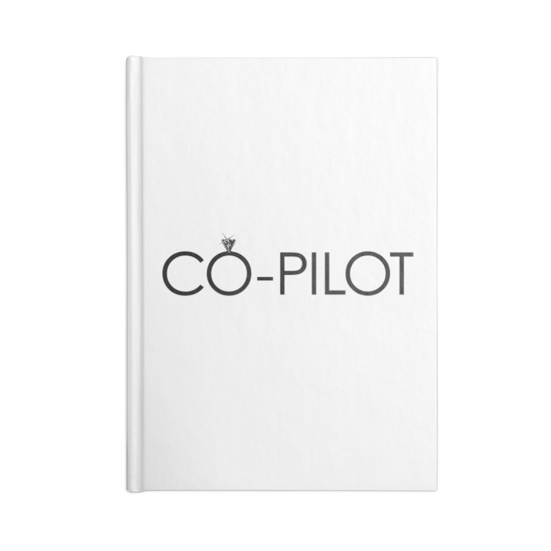Co-Pilot Aero Inspired Engagement/Wedding Diamond Ring Accessories Notebook by frippdesign's Artist Shop