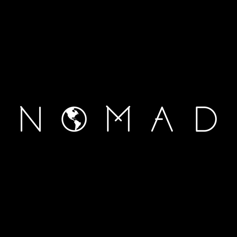 Nomad World Travel: Adventure, Wanderlust, Explorer by frippdesign's Artist Shop