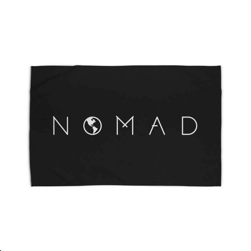 Nomad World Travel: Adventure, Wanderlust, Explorer Home Rug by frippdesign's Artist Shop