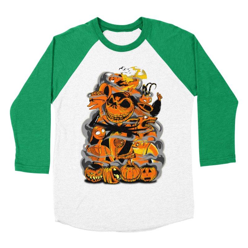 ATMOSFEARS Men's Baseball Triblend T-Shirt by frogafro's Artist Shop