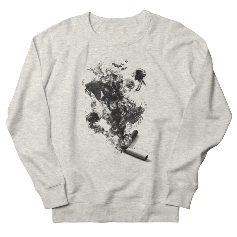 BREAKING THE HABIT Women's Sweatshirt by frogafro's Artist Shop