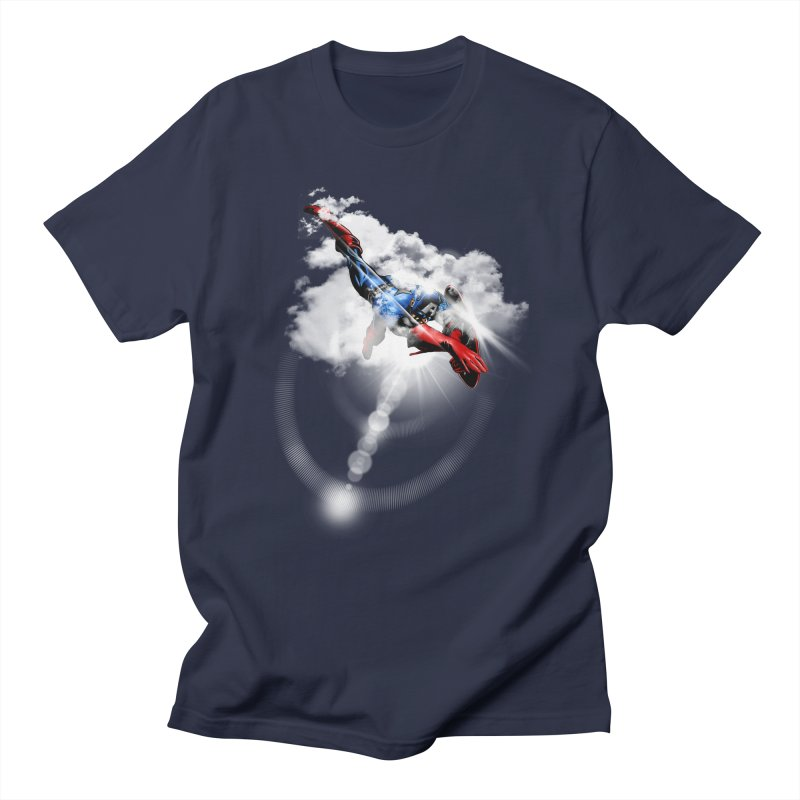 ENDER WILL SAVE US ALL Men's T-shirt by frogafro's Artist Shop