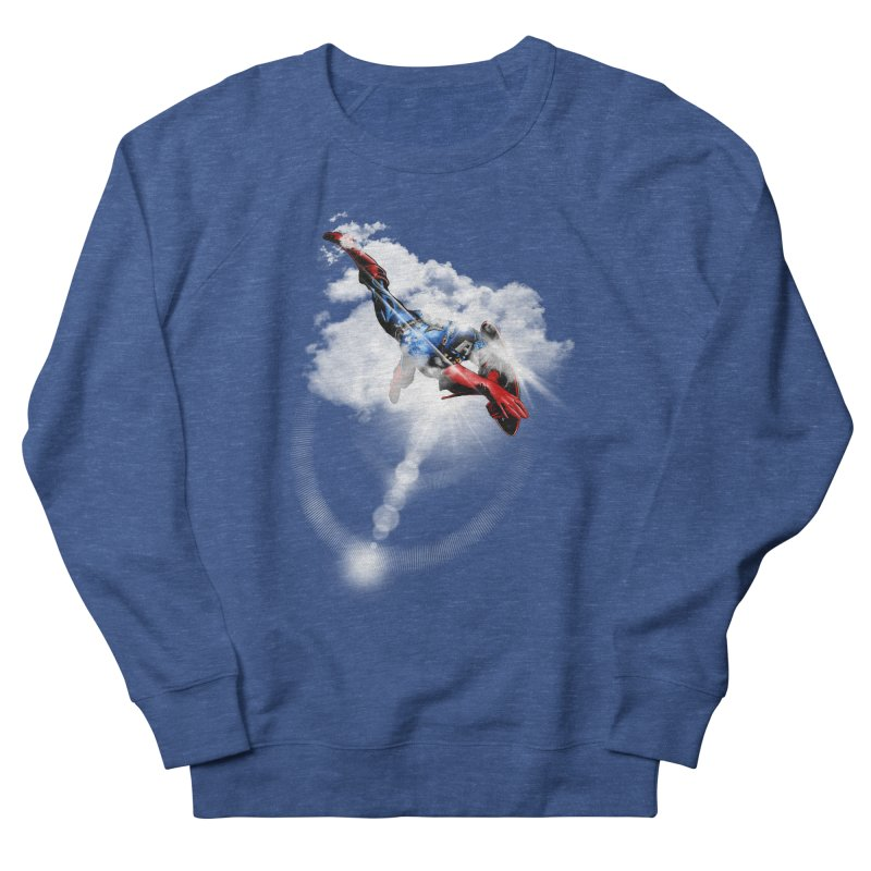 ENDER WILL SAVE US ALL Women's French Terry Sweatshirt by frogafro's Artist Shop