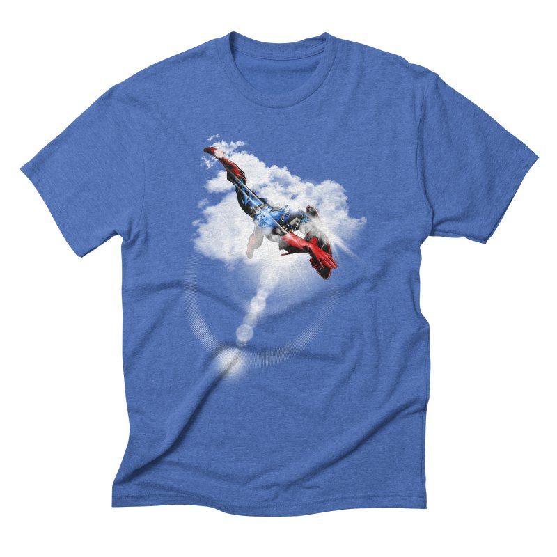 ENDER WILL SAVE US ALL Men's Triblend T-Shirt by frogafro's Artist Shop
