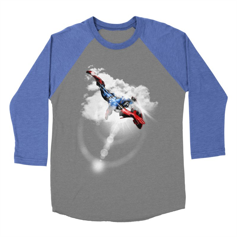 ENDER WILL SAVE US ALL Women's Baseball Triblend T-Shirt by frogafro's Artist Shop