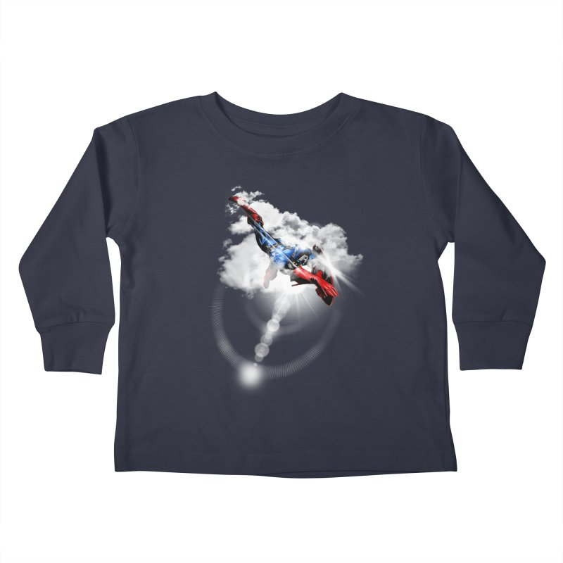 ENDER WILL SAVE US ALL Kids Toddler Longsleeve T-Shirt by frogafro's Artist Shop
