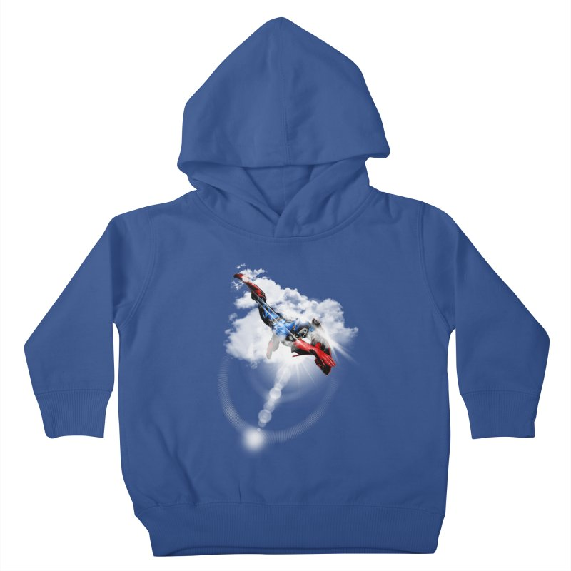 ENDER WILL SAVE US ALL Kids Toddler Pullover Hoody by frogafro's Artist Shop