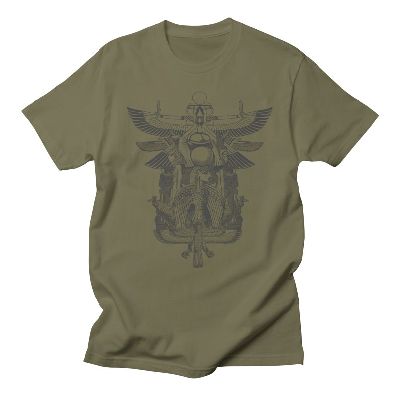 UNIFIED KINGDOM Men's T-Shirt by frogafro's Artist Shop