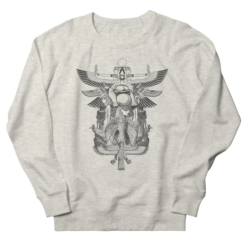 UNIFIED KINGDOM Women's Sweatshirt by frogafro's Artist Shop