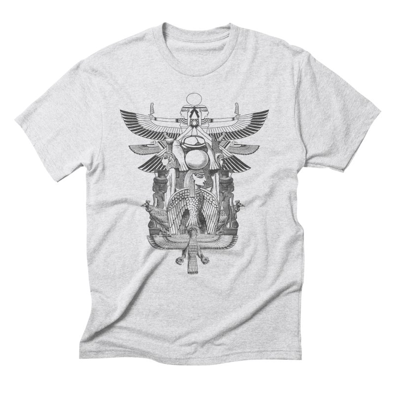 UNIFIED KINGDOM Men's Triblend T-Shirt by frogafro's Artist Shop