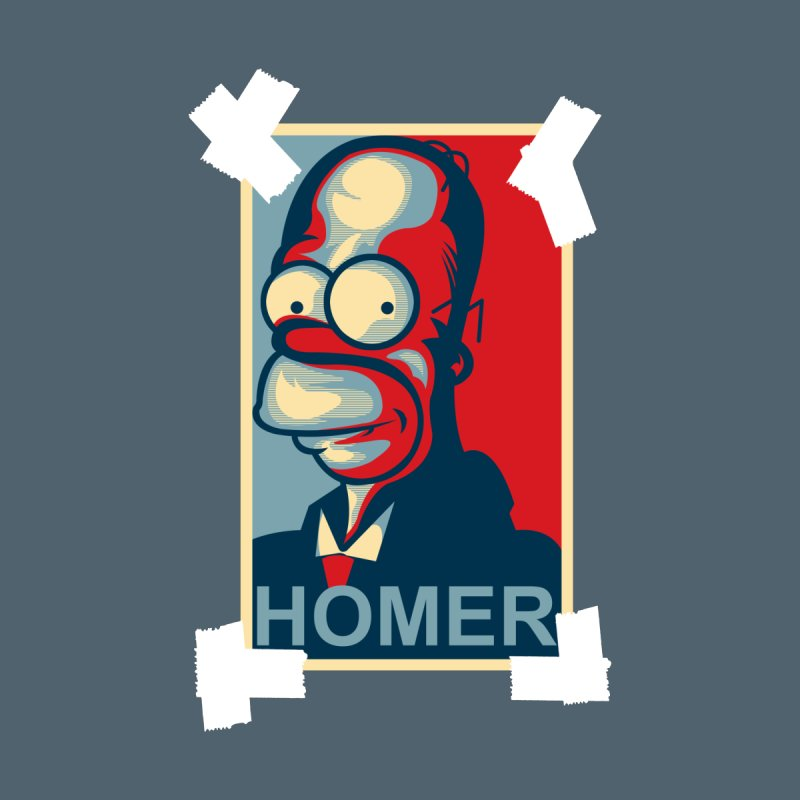 HOMER None  by frogafro's Artist Shop