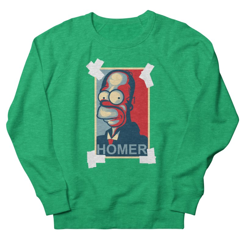 HOMER Women's Sweatshirt by frogafro's Artist Shop