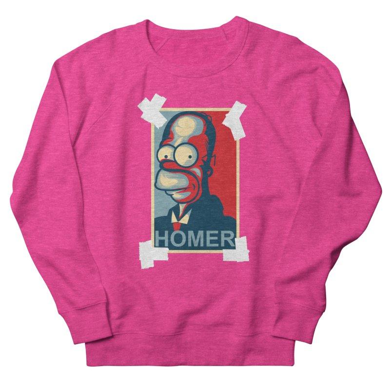 HOMER Women's Sweatshirt by frogafro's Artist Shop