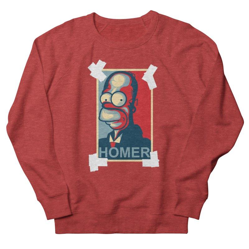 HOMER Men's Sweatshirt by frogafro's Artist Shop