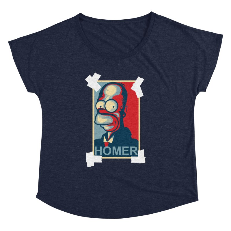 HOMER Women's Dolman by frogafro's Artist Shop