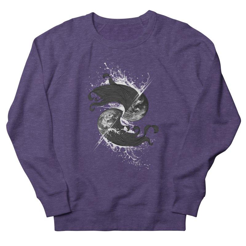 WORLD ENDS IN WHISPER NOT BANGS Women's Sweatshirt by frogafro's Artist Shop