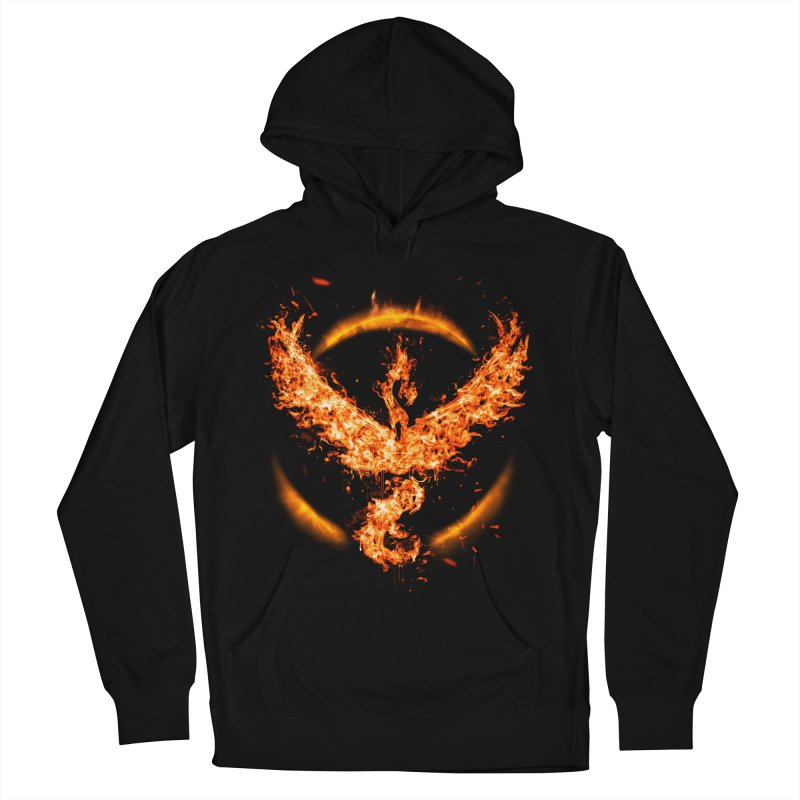 TEAM VALOR Men's Pullover Hoody by frogafro's Artist Shop