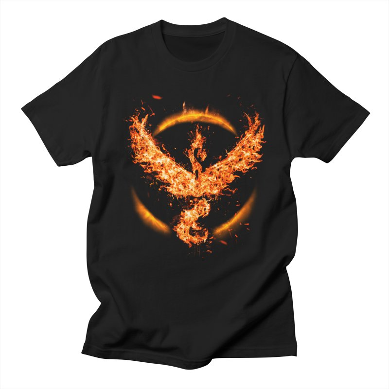 TEAM VALOR Men's T-shirt by frogafro's Artist Shop