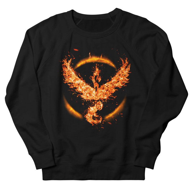 TEAM VALOR Men's Sweatshirt by frogafro's Artist Shop