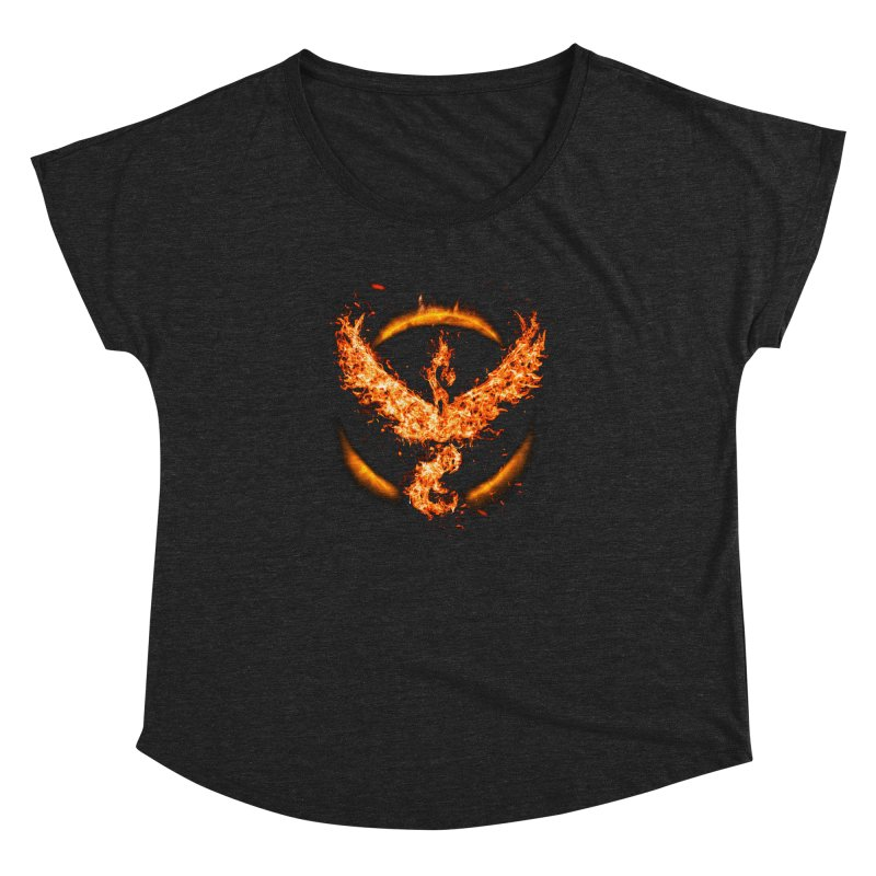 TEAM VALOR Women's Dolman by frogafro's Artist Shop