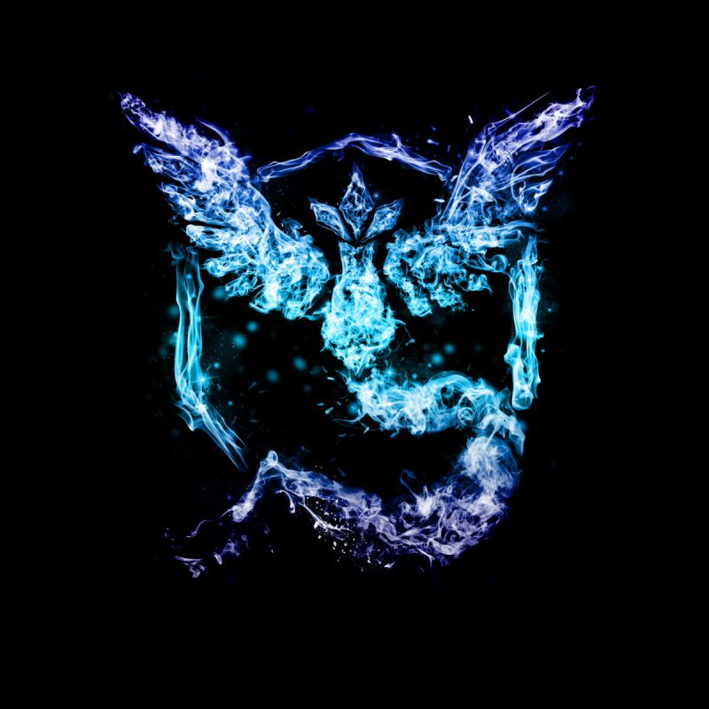 TEAM MYSTIC Men's Tank by frogafro's Artist Shop
