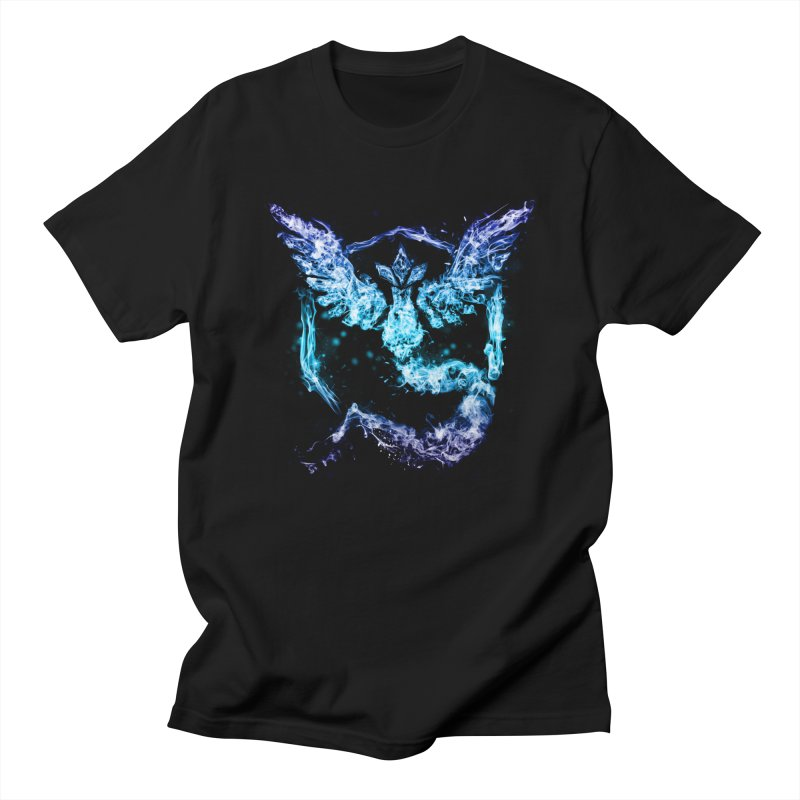 TEAM MYSTIC Men's T-Shirt by frogafro's Artist Shop