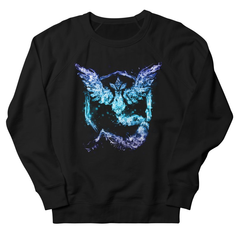 TEAM MYSTIC Women's Sweatshirt by frogafro's Artist Shop
